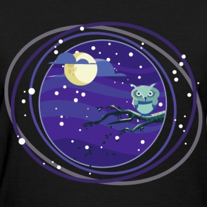 night_owl_07201603 T-Shirts - Women's T-Shirt