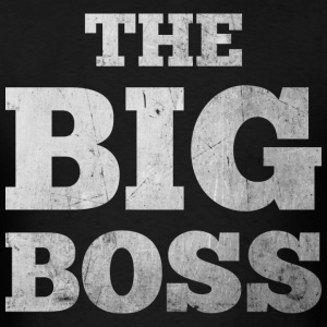 The Big Boss T-Shirts - Men's T-Shirt