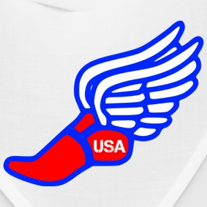 USA TRACK AND FIELD Caps - Bandana