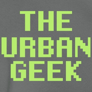 The Urban Geek Logo Zip Hoodies & Jackets - Unisex Fleece Zip Hoodie by American Apparel