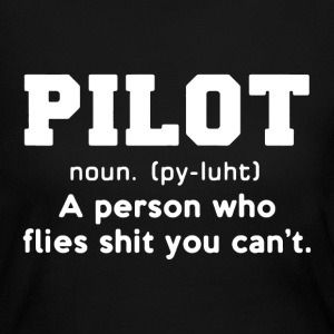 Pilot Shirt - Women's Long Sleeve Jersey T-Shirt