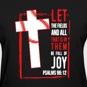 Baseball Shirt - Women's T-Shirt