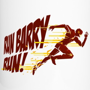 Run Barry Run Mugs & Drinkware - Travel Mug
