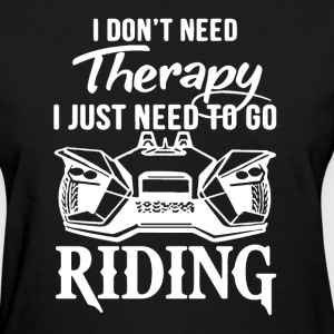 Riding Shirt - Women's T-Shirt