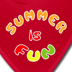 Summer is fun Caps - Bandana