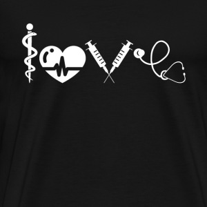 Love Medical Assistant - Men's Premium T-Shirt
