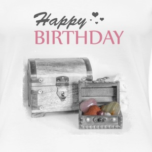 Happy Birthday Treasure - Women's Premium T-Shirt