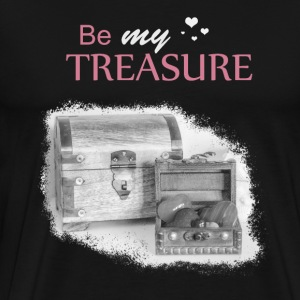 Be my treasure - Men's Premium T-Shirt