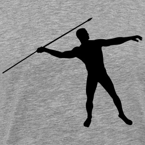javelin thrower Shirt - Men's Premium T-Shirt