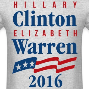 Clinton Warren 2016 T-Shirts - Men's T-Shirt