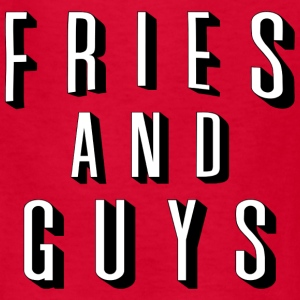 Fries And Guys Kids' Shirts - Kids' T-Shirt