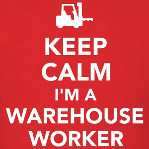 Warehouse worker T-Shirts - Men's T-Shirt
