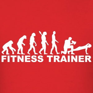 Fitness trainer T-Shirts - Men's T-Shirt