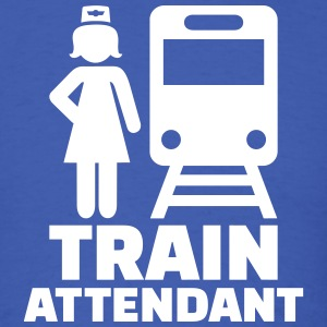 Train attendant T-Shirts - Men's T-Shirt