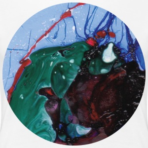 Marbling One - Women's Premium T-Shirt