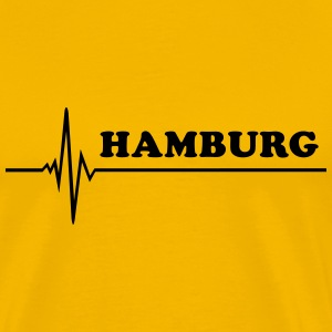 Hamburg T-Shirts - Men's Premium T-Shirt