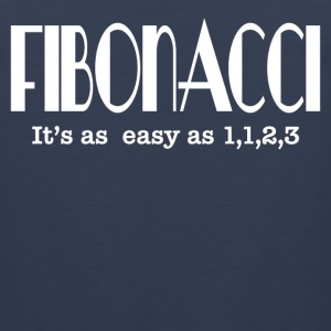 FIBONACCI IT'S EASY Sportswear - Men's Premium Tank