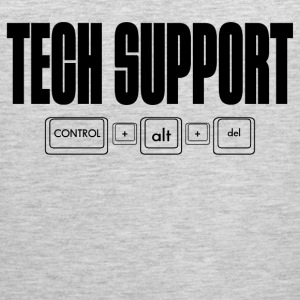 TECH SUPPORT Sportswear - Men's Premium Tank