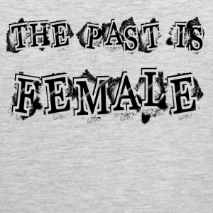 THE PAST FEMALE Sportswear - Men's Premium Tank