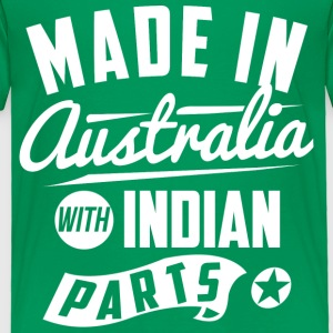 Australian Indian Baby & Toddler Shirts - Toddler Premium T-Shirt