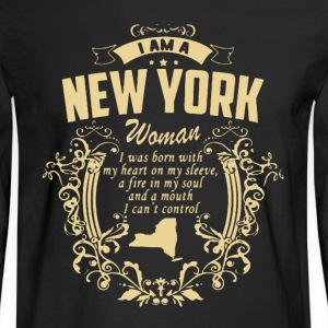 Pride New York Shirt - Men's Long Sleeve T-Shirt
