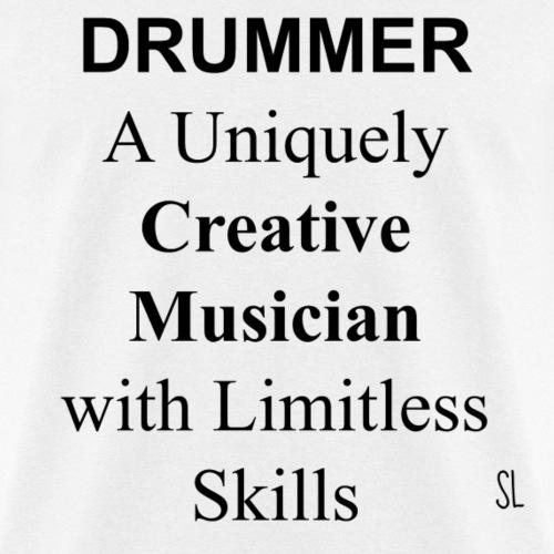 Drummer Musician T-shirt