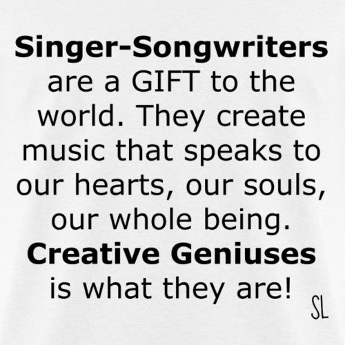 Singer Songwriter T-shirt