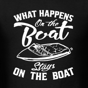 Boat Shirt - Men's T-Shirt