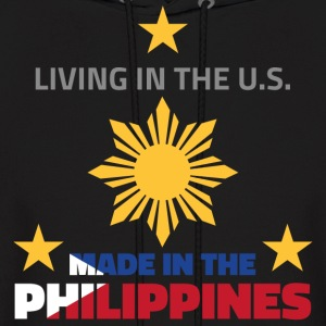 Made in the Philippines Hoodies - Men's Hoodie