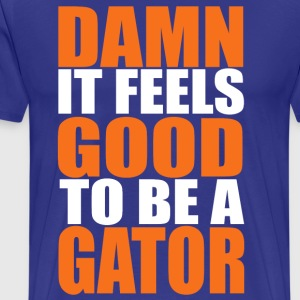 Gators - Men's Premium T-Shirt