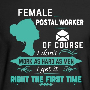 Postal Worker Shirt - Men's Long Sleeve T-Shirt
