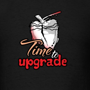 Time to upgrade T-Shirts - Men's T-Shirt