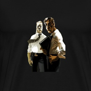 True Detective - Men's Premium T-Shirt