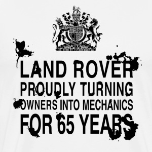Land Rover 65 years - Men's Premium T-Shirt