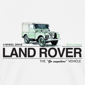 Land Rover Series 1 - Men's Premium T-Shirt