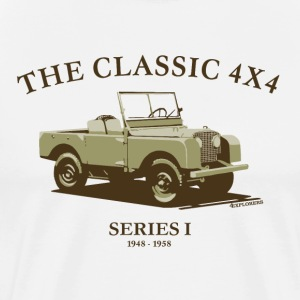 The Classic 4x4 - Men's Premium T-Shirt