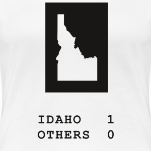 Idaho always wins - Women's Premium T-Shirt