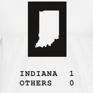 Indiana always wins - Men's Premium T-Shirt