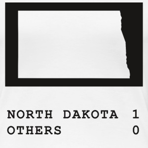 North Dakota always wins - Women's Premium T-Shirt