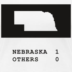 Nebraska always wins - Women's Premium T-Shirt