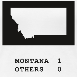 Montana always wins - Women's Premium T-Shirt