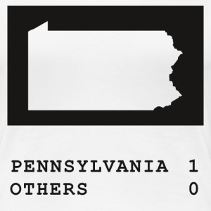 Pennsylvania always wins - Women's Premium T-Shirt