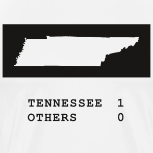 Tennessee always wins - Men's Premium T-Shirt