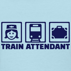 Train attendant T-Shirts - Women's T-Shirt