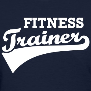 Fitness trainer  T-Shirts - Women's T-Shirt