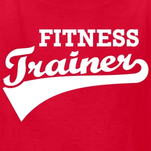 Fitness trainer  Kids' Shirts - Kids' T-Shirt
