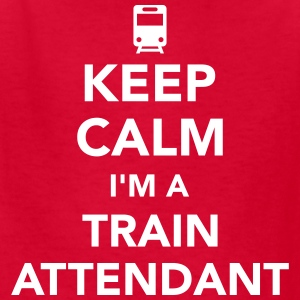 Train attendant Kids' Shirts - Kids' T-Shirt