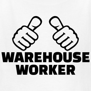 Warehouse worker Kids' Shirts - Kids' T-Shirt