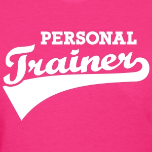Personal trainer T-Shirts - Women's T-Shirt