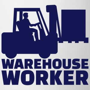 Warehouse worker Mugs & Drinkware - Coffee/Tea Mug